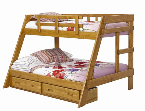 Boone Twin over Full Bunk Bed Windsor