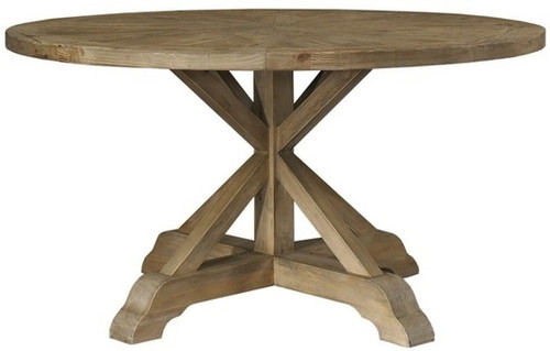 """Indio 60"""" Round Dining Table"""