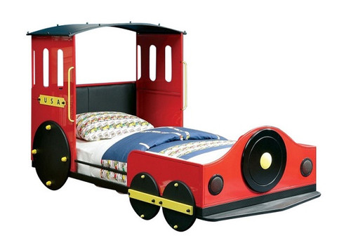 Sleepy Express Train Bed