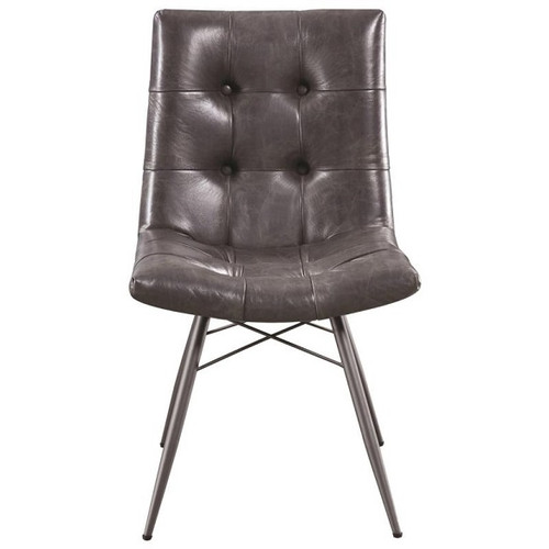 Olympic Upholstered Dining Chairs front view
