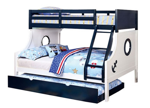 SS Ulysses Twin over Full Bunk Bed