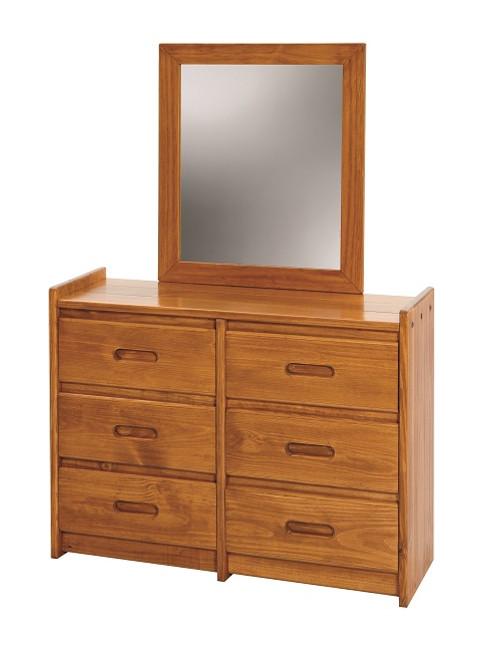 Boone 6 Drawer Dresser Windsor