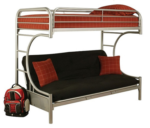 Futon Bunk Bed Twin Over Futon Bunk Bed Wood Futon Bunk Bed