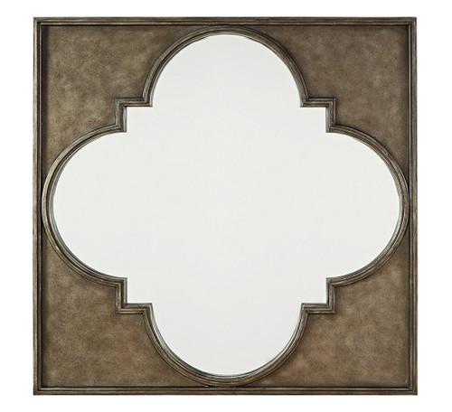 Bezler Metal Accent Mirror