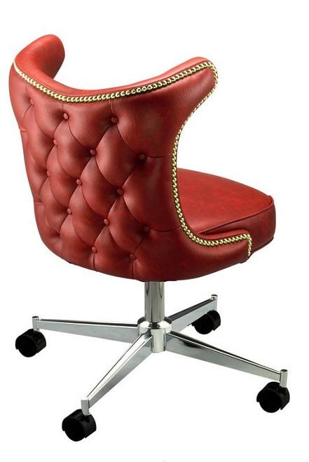 Hepburn Club Chair Red