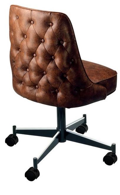Mansfield Club Chair Brown