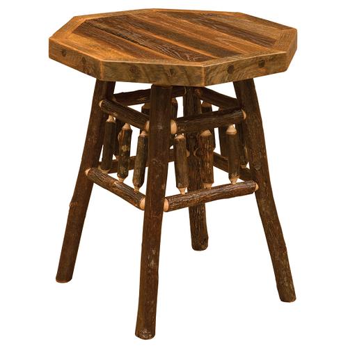 Whistler Teton Nightstand Traditional Hickory