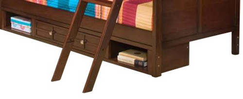 Langdon Underbed Storage Drawers Cherry