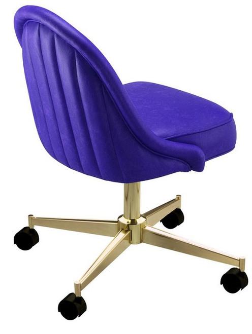 Marlene Club Chair Purple