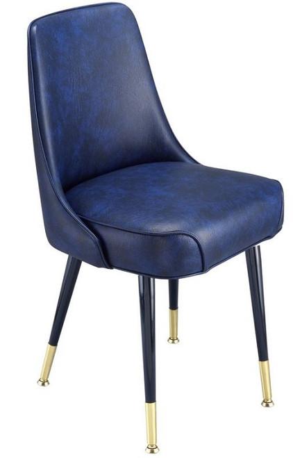 Moorehead Club Chair Blue