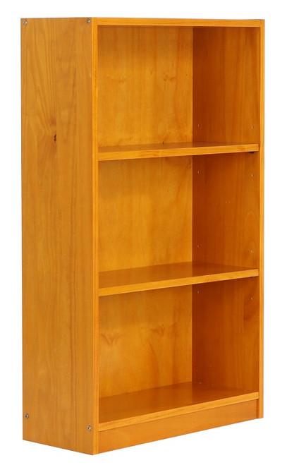 Stoney Creek Honey 3 Shelf Bookcase