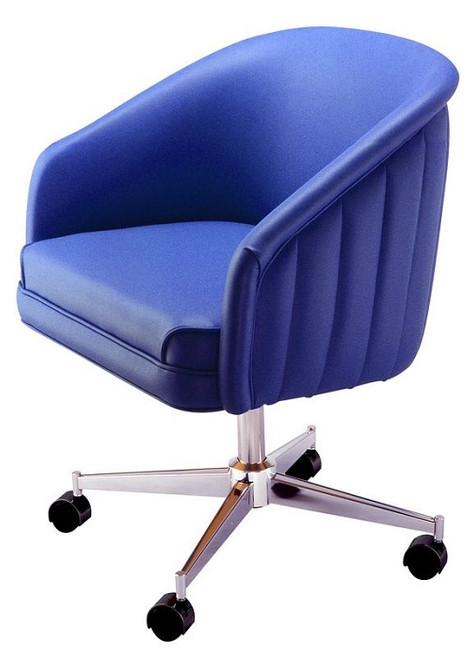 Natalie Club Chair Blue