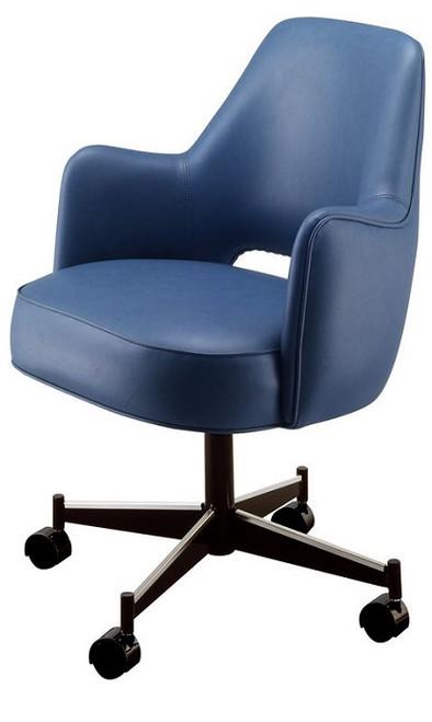 Bergman Club Chair Blue