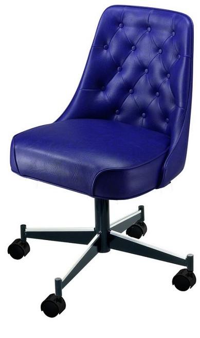 Novak Club Chair Blue