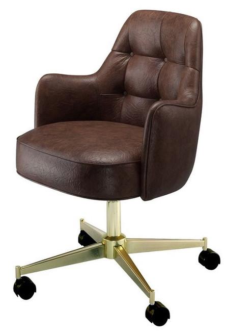 Bogart Club Chair Brown