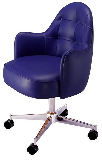 Rogers Club Chair Blue