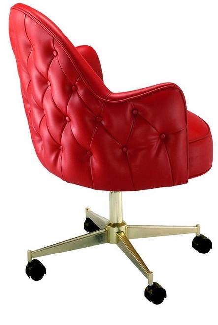 Connie Francis Club Chair Red