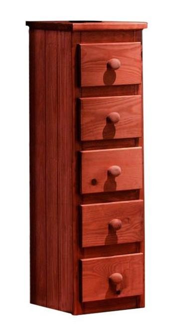 Jericho Mahogany Lingerie Dresser