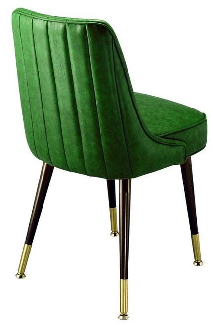 Coronet Club Chair Green
