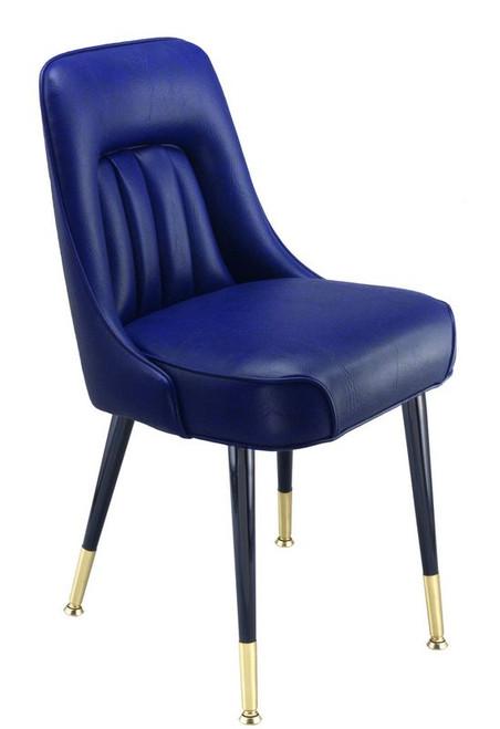 Sal Club Chair Blue