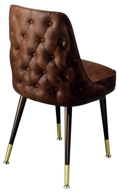 Dale Evans Club Chair Brown