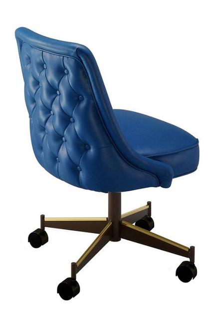 Studebaker Club Chair Blue