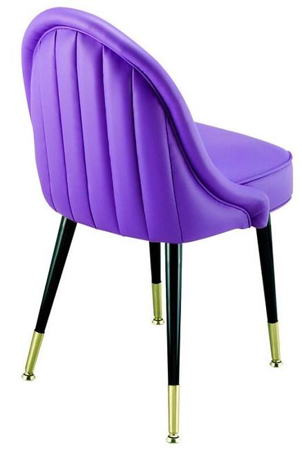 Suzie Q Club Chair Purple
