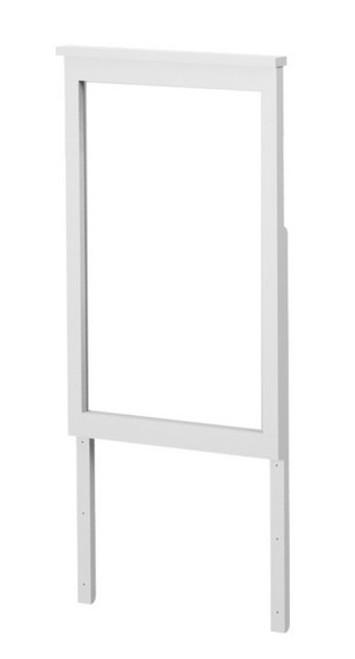 Chelsea White Tall Mirror