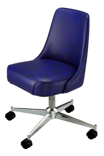 Donna Reed Club Chair Blue