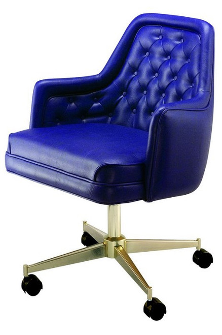 Taylor Club Chair Blue