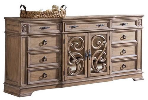 Livvy Door Drawer Dresser