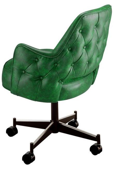 Flemming Club Chair Green