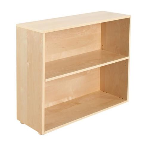 Kimmel Natural 3 Shelf Bookcase