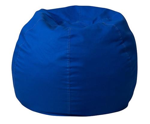 Royal Blue Bean Bag Chairs for Kids