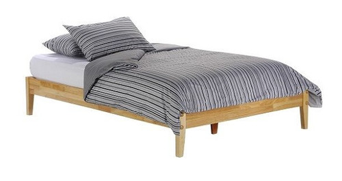 Bailey Natural Platform Bed