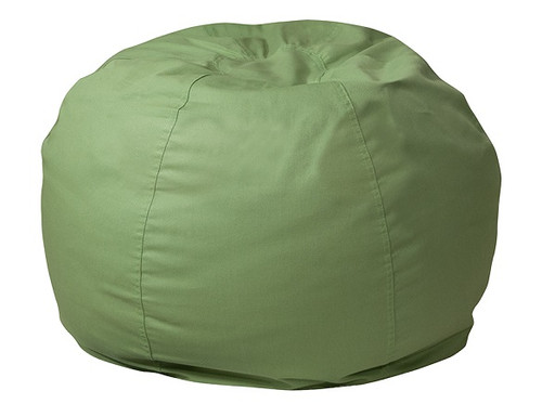 Green Bean Bag Chairs for Kids