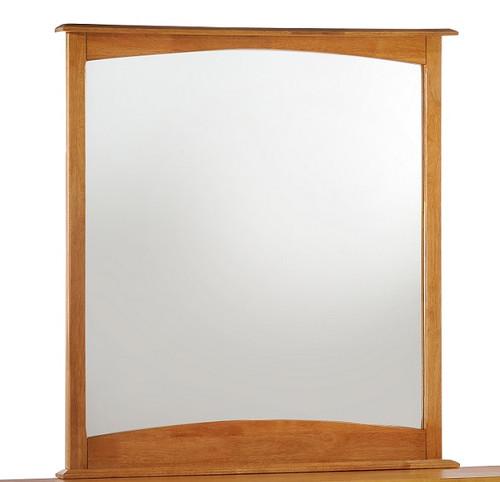 Kirkwood Oak Vertical Mirror