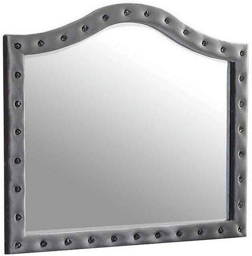 Diana Upholstered Mirror