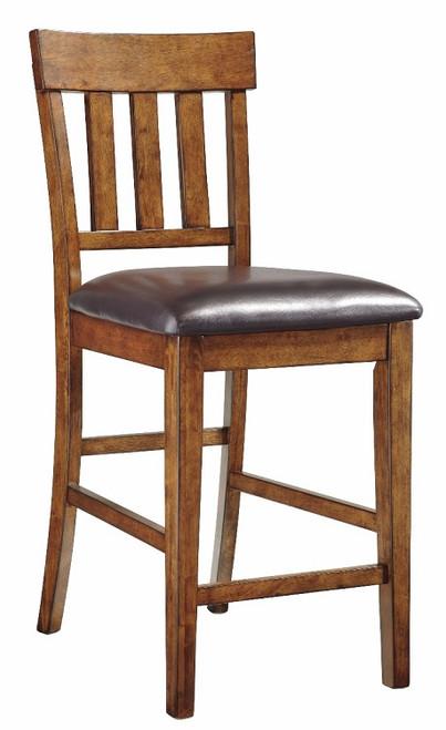 Clayton Set of 2 Pub Stools single chair