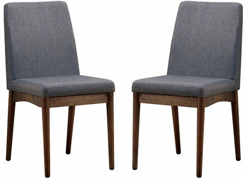 Saul Set of 2 Side Chairs