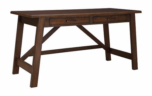 Proctor Home Office Desk Pecan