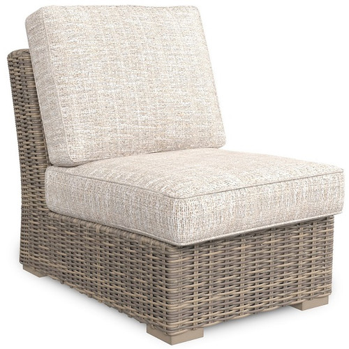 Aruba Armless Patio Chair