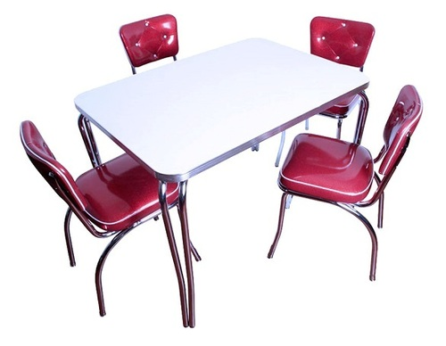 Queen for a Day Retro Dining Set