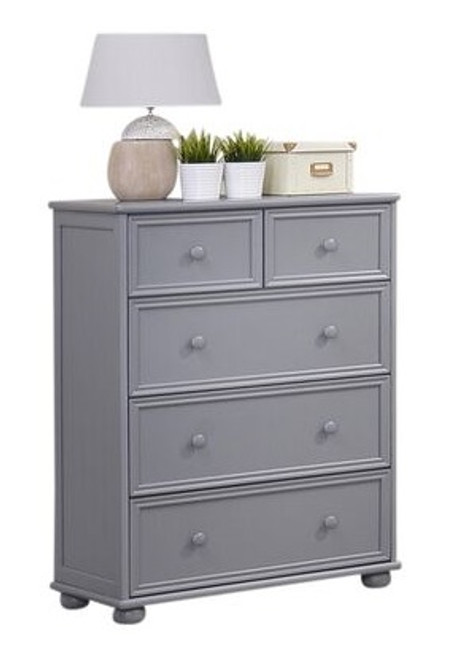 Moreno Grey Chest of Drawers