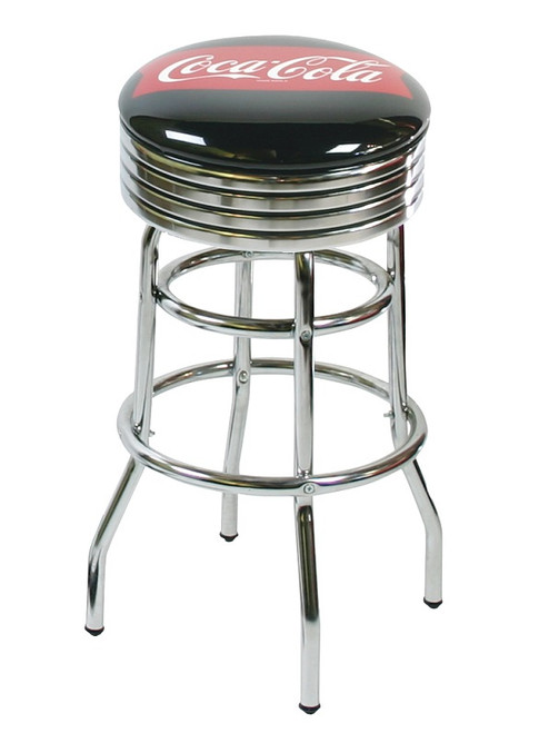 Coke Double Ring Fishtail Seat Stool