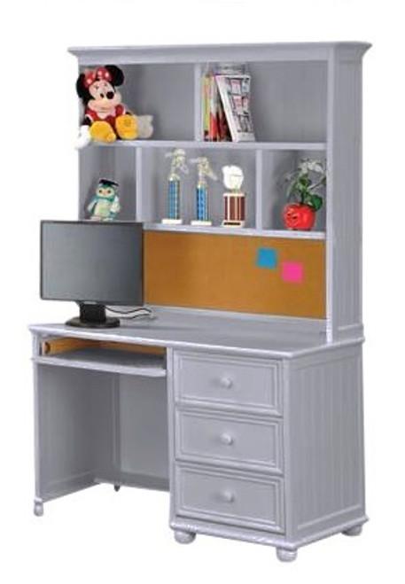 Moreno Grey Computer Desk