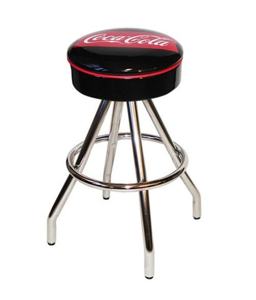 Coke Fishtail Seat Stool