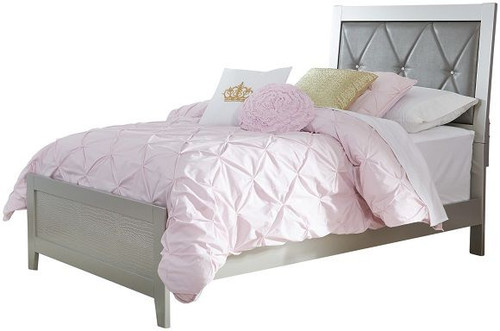 Gwinette Twin Size Panel Bed