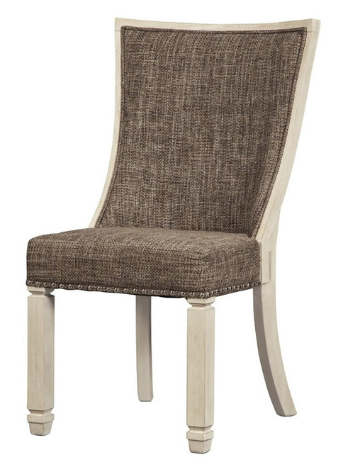 Stevie B Set of 2 Upholstered Side Chairs