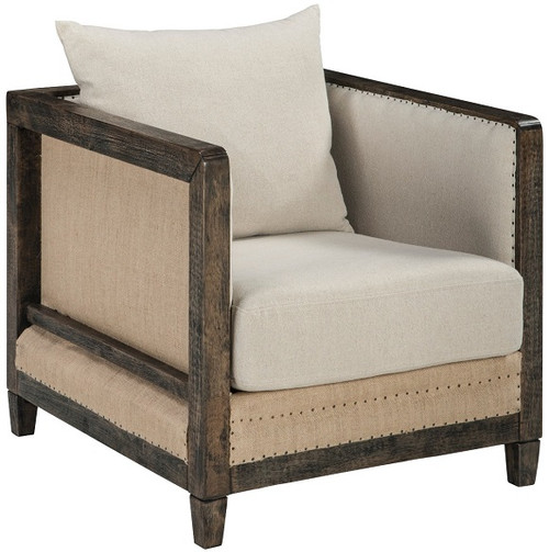 Savoy Shelter Accent Chair
